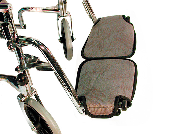Standard Foot Plate Covers (Wheelchair)
