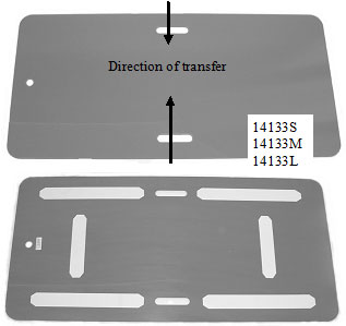 Patient Transfer Board (PTB) Double Hand Hold